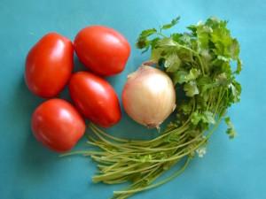 Tomato-Onion-Cilantro budgetbytes.com